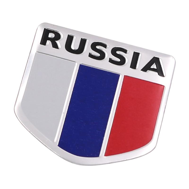 3D-Aluminum-Russia-National-Flag-Car-Emblem-Sticker-for-BMW-Ford-Focus-Chevrolet-Cruze-KIA-Rio