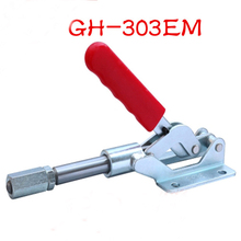 2pc Hand Tool Toggle Clamp Vertical Clamp GH-303-EM hand tool(China)