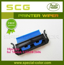 10pcs/lot Factory Direct DX5 Solvent Printer Clean Wiper for Mutoh VJ1604/1618 Wipper with Stent