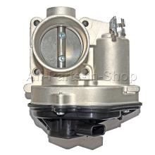 1505642 THROTTLE BODY FOR FORD FOCUS 1.4 C-MAX 1.6 Fiesta MK6 Fusion 1.25L MAZDA 2S6U-FC Throttle Housing Assy(China)