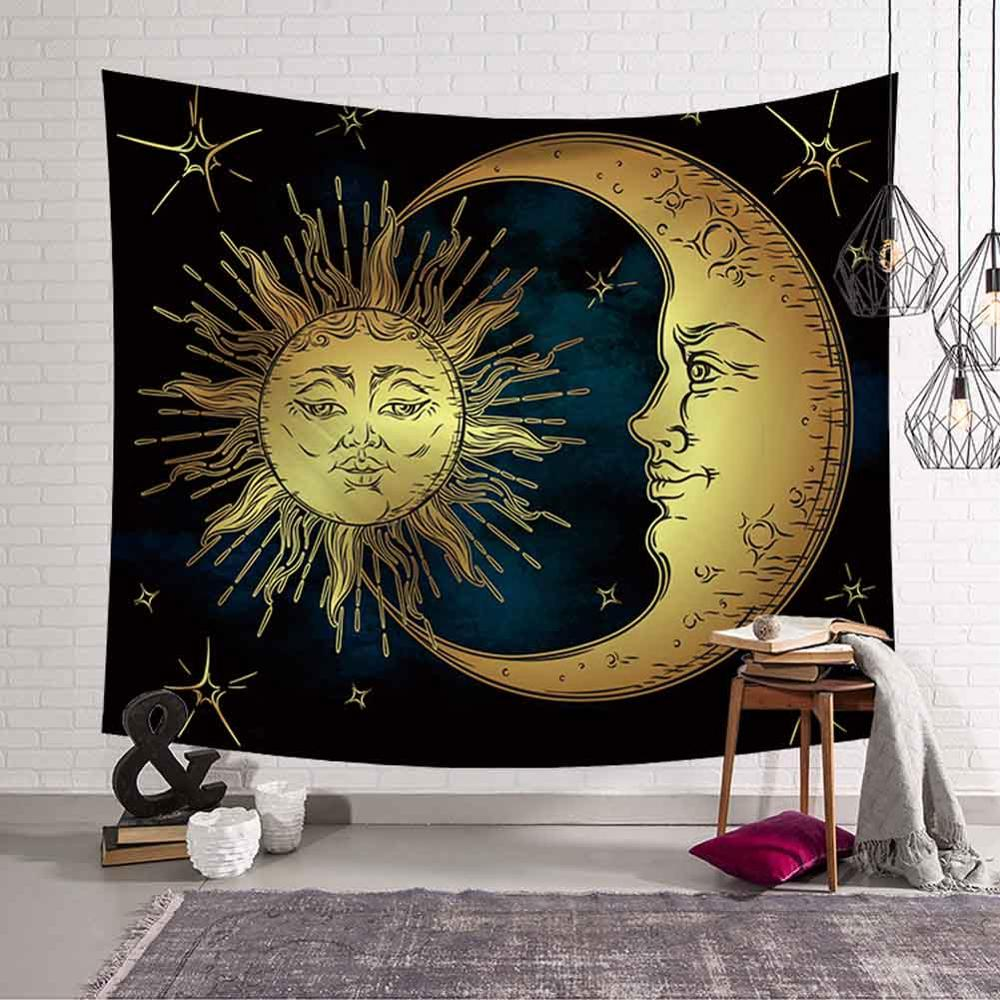 GT8076-4 Sun and Moon Tapestry