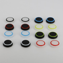 VPLAY 16PCS Non-slip Silicone Analog Joystick Thumbstick Thumb Stick Grip Caps Cases for PS3 PS4 Xbox 360 Xbox One Controller(China)