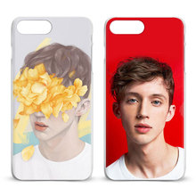 Buy Troye Sivan Cases Fashion Coque Mobile Phone Case Cover Shell Bags Apple iPhone 8 7 7s Plus 6S 6 Plus 5 5S SE 4S 4 for $2.97 in AliExpress store