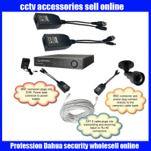 video balun for AHD/HDCVI/HDTVI Twisted BNC CCTV Video Balun UTP Balun BNC Cat5 CCTV UTP Video Balun TR-1/PV*P2
