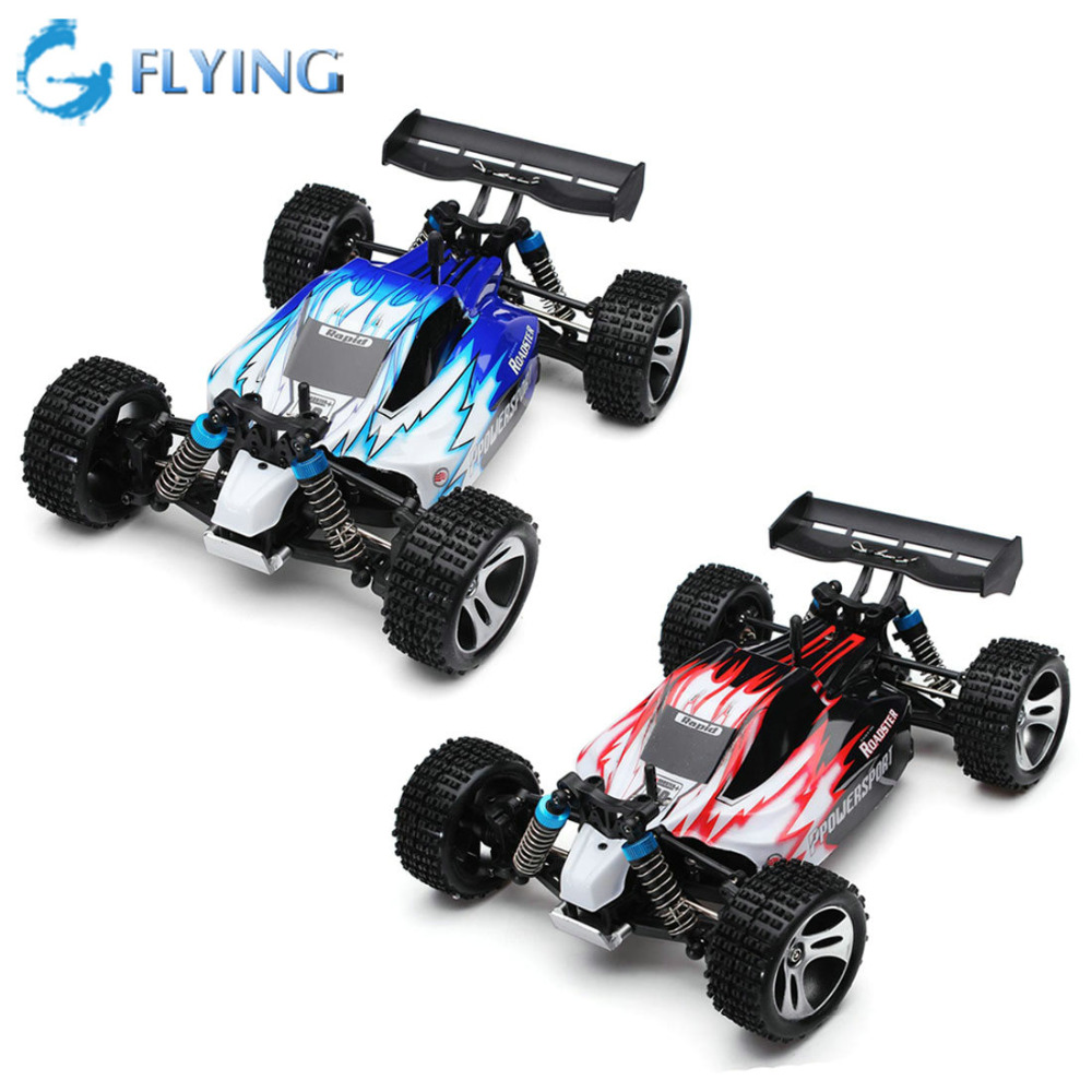 Wltoys A959 Rc Car 1/18 2.4Gh 4WD Off-Road Buggy<br><br>Aliexpress