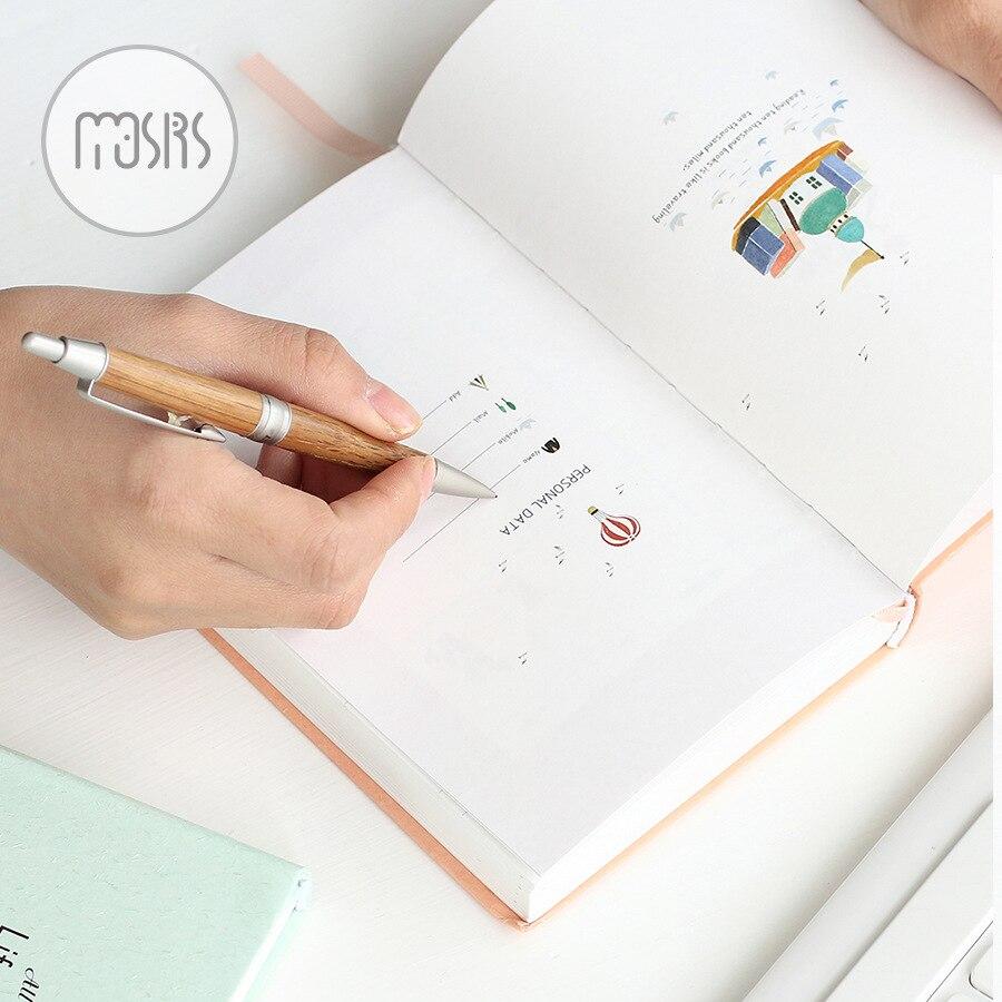 aliexpress com buy 2017 hardcover life 365 days planner joytop