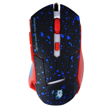 G2 USB CF Internet Gaming Mouse Optical gaming mouse computer accessories wholesale LOL(China)