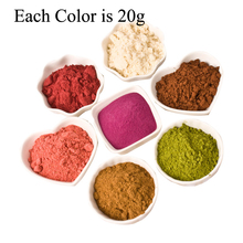 Natural vegetable powder handmade soap pigment colors(China)