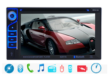 Universal 6.2inch touch screen 2din Android 4.4 dvd car audio car PC with Wifi,/3G/Bluetooth/AM,FM Radio/TV
