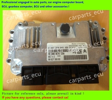 For Peugeot 206 car engine computer board/ECU/Electronic Control Unit/Car PC/ 0261208945 9662738080 /driving computer