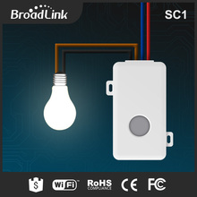 Original Broadlink Smart Home Wifi Remote Control Switch SC1 Wi-Fi 802.11 b/g/n (2.4GHz) App Control Via Android IOS smartphone(Hong Kong,China)