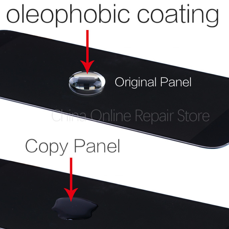 oleophobic coating