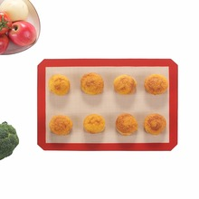 Professional non-stick Silicone Baking Mat With High Strength Fiberglass Mesh Pastry Mats Macarons Pad Baking Tools Size 40x30cm