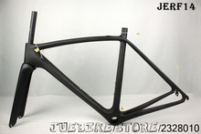 2017 new model T1000/T60 Material carbon road bike frame super light UD black matte pf30 accept OEM design
