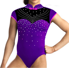 New products! Lace  gymnastic leotard