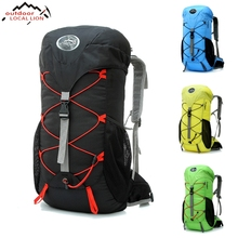 LOCAL LION 30L Outdoor Sports Riding Bicycle Backpack Women Men Wateproof Nylon Mountain Climbing Camping Hiking Bags Rucksack