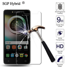 For Alcatel Shine Lite 5080X Screen Protector 9H 2.5D Premium Tempered Glass Film Anti-Explosion Protective Films Case
