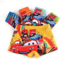 New 5pcs/lot Children Underwear Boy Boxer cueca 2-7T Kids Baby Cartoon Panties Boys Underwear bragas calcinhas calcinha infantil