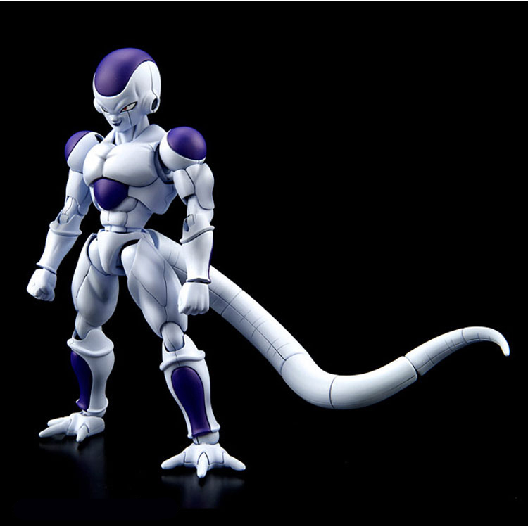 Anime Dragon Ball Z Original BANDAI Figure-rise Standard Assembly Action Figure - Frieza (Final Form) Plastic Model<br>