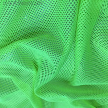 160cm*5yards free shipping knitted breathable quick drying polyester 2mm grid mesh fabric for shirt,sport cloth,sport lining