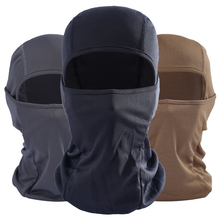 Multicam Breathable Balaclava Windproof Combat Hats Tactical Motorcycle Head Hood Military Helmet Full Face Mask For Women Men
