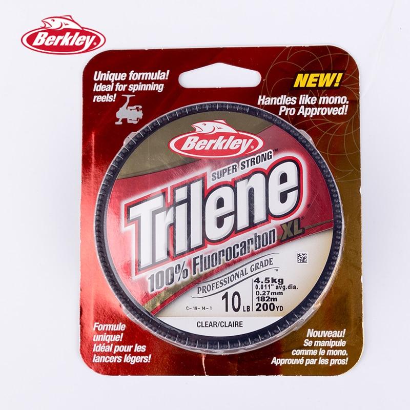 BERKLEY Trilene Fluorocarbon XL 12lb 200yd Clear //TFXLFS12-15