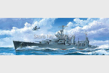 trumpeter 1/700 05746 USS San Francisco CA-38 (1942) Assembly Model kits building scale model ship 3D puzzle ship(China)