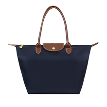 Women Nylon Handbags Casual Style Capacity Big Tote High Quality Bag Solid Simple And Leisure Handbag Single Shoulder Bags Lady
