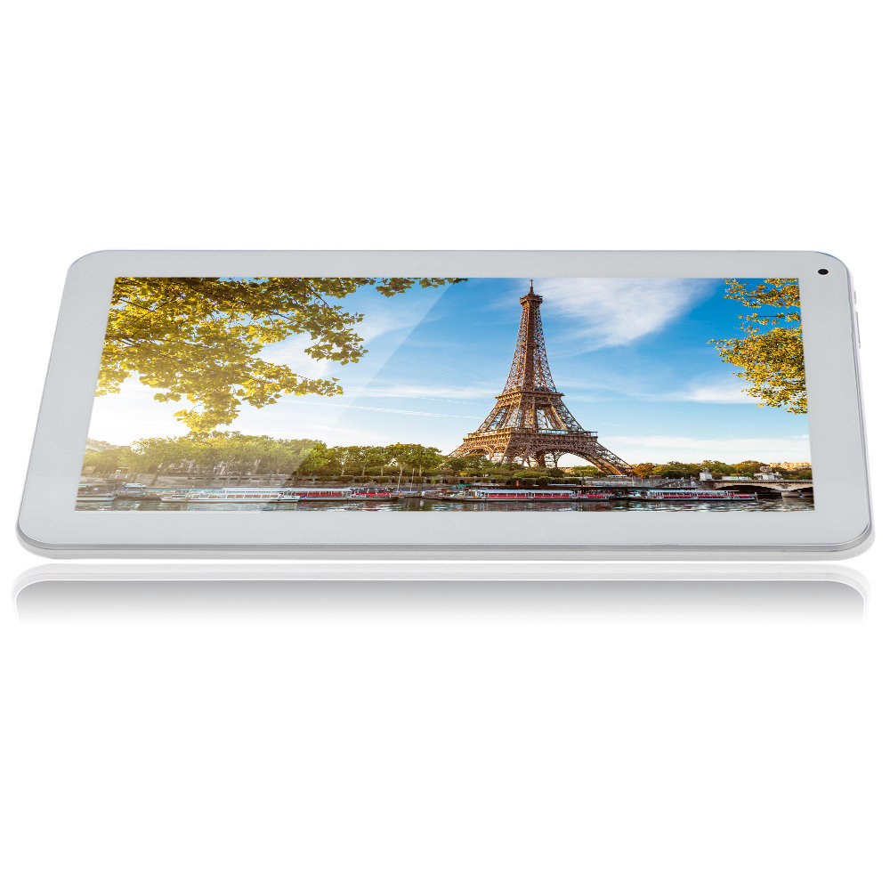 Original iRULU X1 Plus 10.1 inch Android 6.0 Tablets Quad Core ROM 8GB 1024×600 HD Tablet PC GMS Certified Bluetooth WiFi