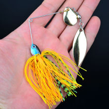 1PC Mulricolor Color 3D Fish Lifelike Spinner Fishing Lures Bass CrankBait Crank Artificial Bait  Tackle Hook