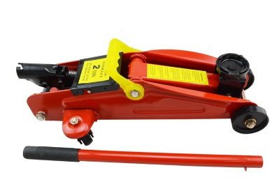 2Ton 7.4KG Car sedan hydraulic floor lifting jack wheel support auto repairing tire tyre stand(China (Mainland))