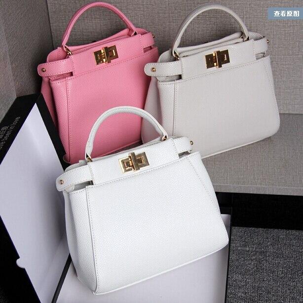 HOT Designer Handbag Elegant Lady Celebrity leather handbag Shoulder Bags Vintage Women Tote Handbags messenger bags -204<br><br>Aliexpress