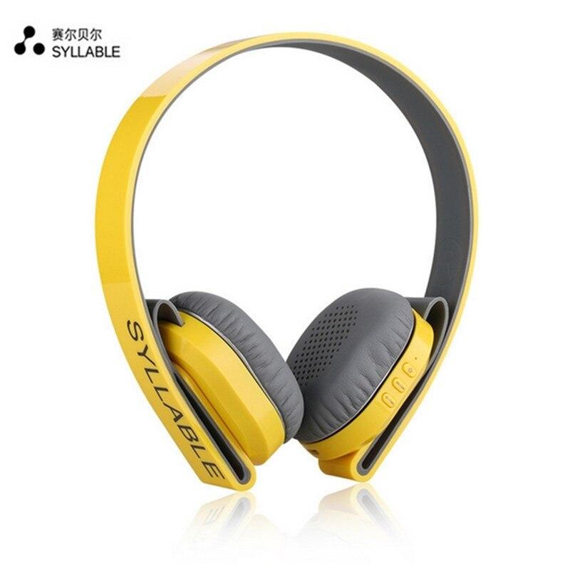 New original Syllable G600 Stereo Bluetooth 4.0 Headphone HIFI headphone wireless earphones headphones with microphone<br><br>Aliexpress