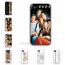 Customized Designs For iPhone 6 6S 7 Plus 4S 5C 5 SE 5S Friends TV Show Series Case Hard Plastic Cell Phone Protective Cover