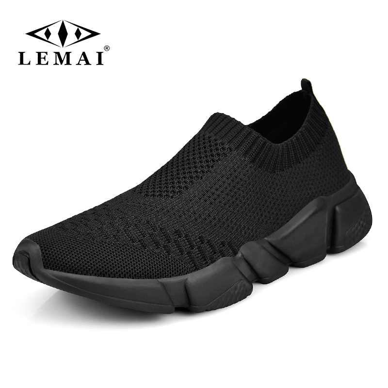 LEMAI 2018 Summer Fashion Sneakers For Women Breathable Mesh Casual Shoes Women Outdoor Light Flat Shoes(China)