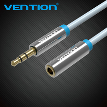 Vention 3.5mm Male to Female Audio Cable 2m 3m 5m Headphone Aux Extension Cable For PC/DVD/TV/Car 3.5 jack Extension Cable