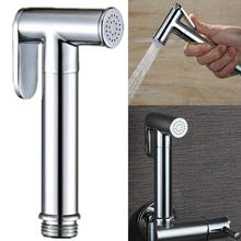 Handheld Toilet Bidet Spray Nozzle Water Saving Bathroom Brass Shower Head Bidet Pet Rinse Cleaning Sprinkler Head(China)