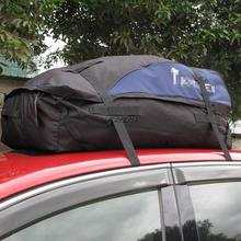 Universal Super Large 295L Roof Top Cargo Carrier Bag Roof Top Waterproof Luggage Travel Cargo Rack Storage Bag Carrier Z2AAE003