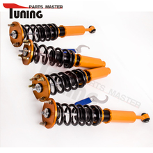 Coilover Suspension Kit For Honda Accord 98-02 Acura CL 01-03 Adjustable Height 1998-2002 Spring Shock Struts(China)