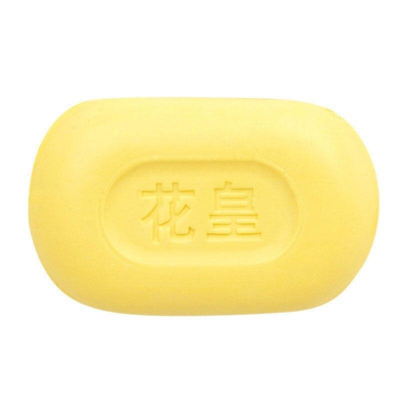 84g Sulphur Soap Dermatitis Fungus Eczema Anti Bacteria Fungus Skin Care Bath Whitening Soaps @me88 Beauty & Health Bath & Shower