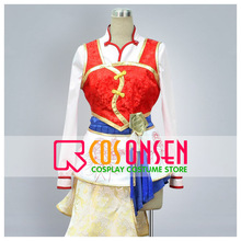 COSPLAYONSEN Dynasty Warriors Daqiao/Daikyou Cosplay Costume All Size