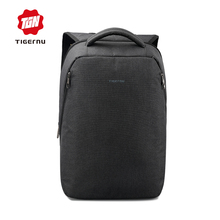 "2017 Tigernu Fashion Korea Style Men Women Backpack Casual Brand Backpack for Teenagers Laptop Notebook 14"" 17"" Backpack(China)"