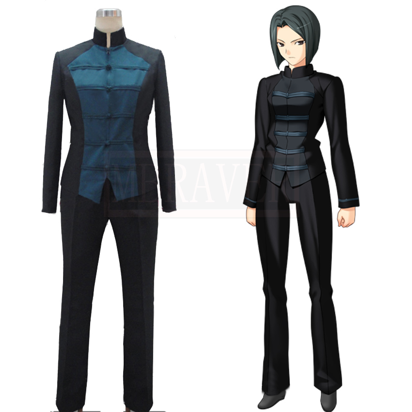 New Arrival Custom Made Fate/Zero Hisau Maiya Cosplay Costume Halloween