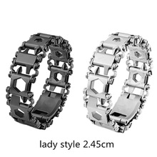 29-In-1 Multi-Function-Tool Bracelet-Strap Tread Wearable New Screwdriver Emergency-Kit
