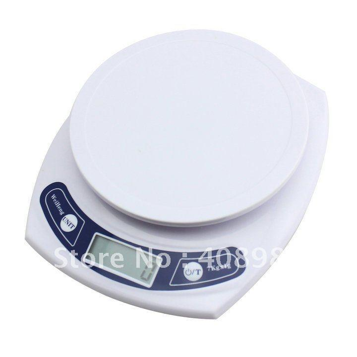 3kg 3000g x 0.1g Pocket LCD Digital Scale Jewelry Weight Scales kitchen electronic scale