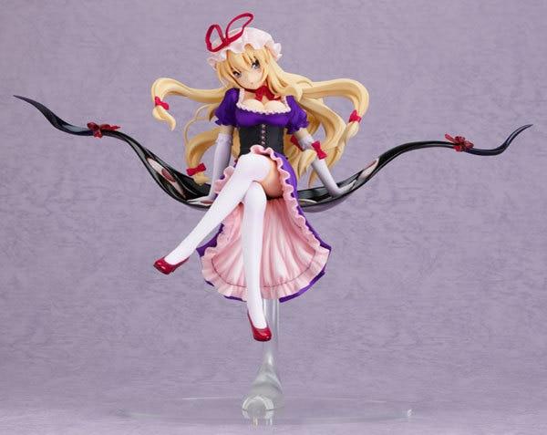 Huong Anime Figure 22 CM Touhou Project Yakumo Yukari Sexy PVC Action Figure Collectible Model Toy <br>