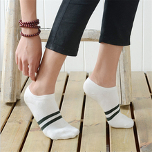 Couple Women Socks Cotton Sock Summer Knitted Men Casual Warm White Black Standard Sox Colorful Girl Boy Ankle Socks Boat Sock