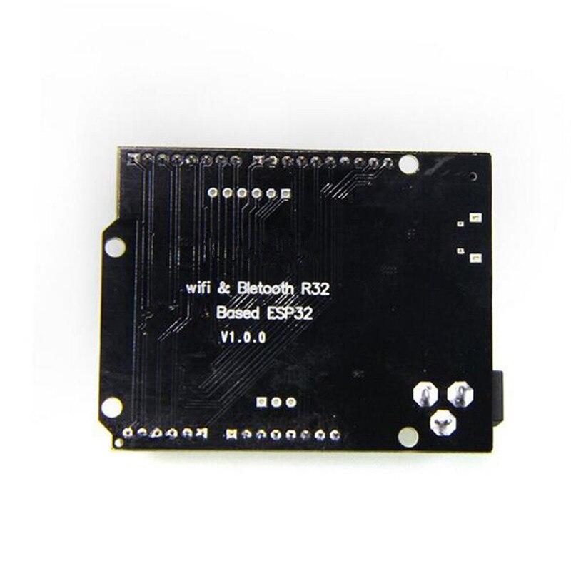 Weikedz Hot Sale 1PC TTgo ESP32 WiFi & Bluetooth 4MB Flash UNO D1 R32 Board Module For Arduino