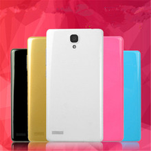 High Quality Hard PC Colorful Battery Door Case for Xiaomi Redmi 3 Note 2 Original Replacement Part Back Cover