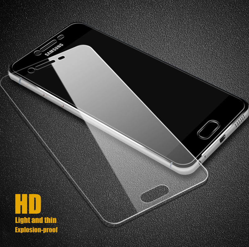 9H Tempered Glass For Samsung Galaxy mini J3 J5 2016 J5 J7 2017 J1 Mini J5 2015 A9 star Lite Premium Screen Protector Glass Film